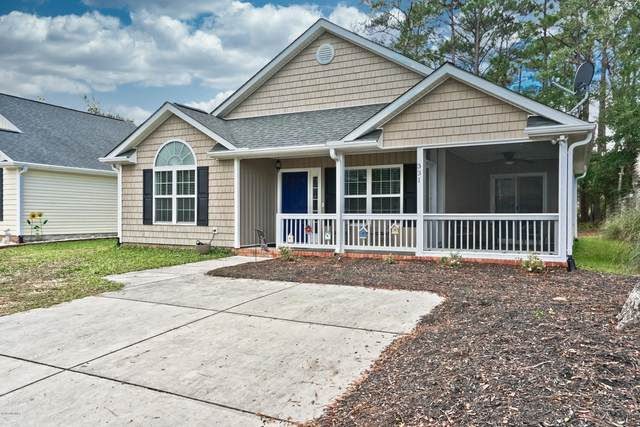 331 NE 55th Street, Oak Island, NC 28465 (MLS #100238915) :: Lynda Haraway Group Real Estate
