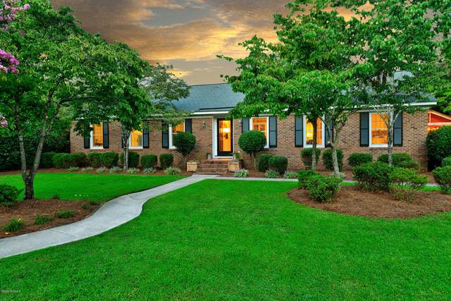 107 Queen Annes Road, Greenville, NC 27858 (MLS #100238925) :: Carolina Elite Properties LHR