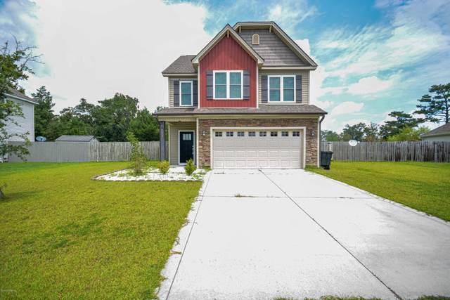 212 Hidden Oaks Drive, Jacksonville, NC 28546 (MLS #100238936) :: The Oceanaire Realty