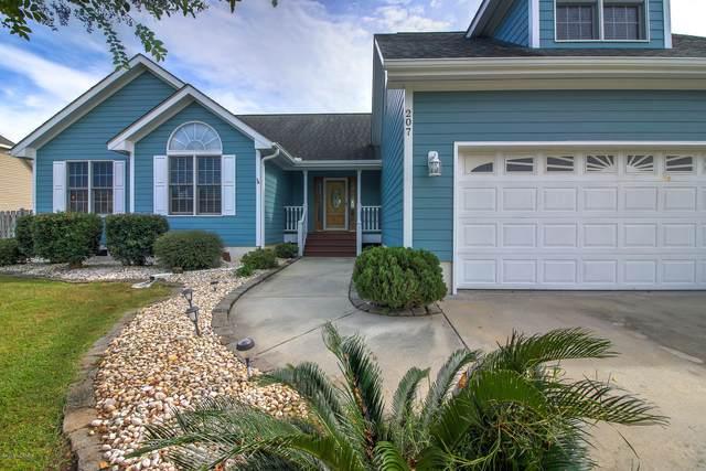 207 Tidewater Drive, Newport, NC 28570 (MLS #100238952) :: Berkshire Hathaway HomeServices Hometown, REALTORS®