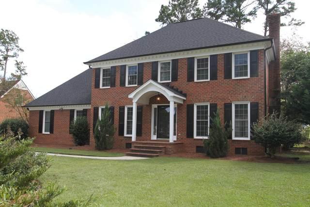 501 Kempton Drive, Greenville, NC 27834 (MLS #100239004) :: The Cheek Team