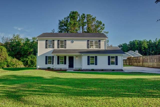 105 Stepping Stone Trail, Jacksonville, NC 28546 (MLS #100239058) :: Carolina Elite Properties LHR