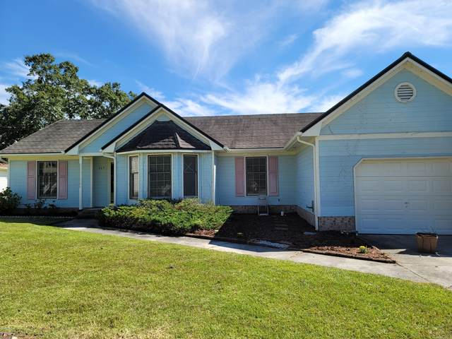 409 Raintree Road, Jacksonville, NC 28540 (MLS #100239106) :: Barefoot-Chandler & Associates LLC