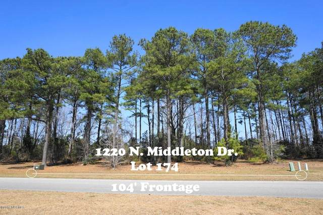 1220 N Middleton Drive NW, Calabash, NC 28467 (MLS #100239115) :: Barefoot-Chandler & Associates LLC