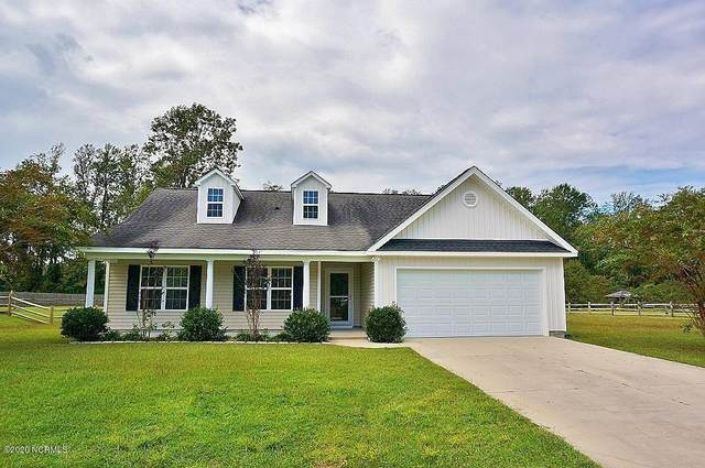 165 Backfield Place, Jacksonville, NC 28540 (MLS #100239122) :: Destination Realty Corp.