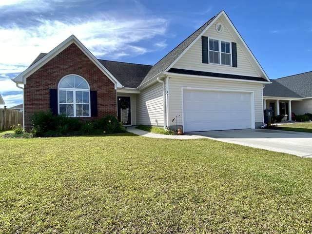 447 Putnam Drive, Wilmington, NC 28411 (MLS #100239125) :: Destination Realty Corp.
