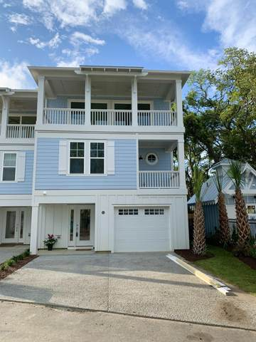 312 Red Lewis Drive #19, Kure Beach, NC 28449 (MLS #100239137) :: The Keith Beatty Team