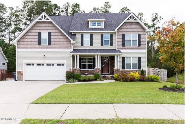 807 Stagecoach Drive, Jacksonville, NC 28546 (MLS #100239148) :: The Keith Beatty Team