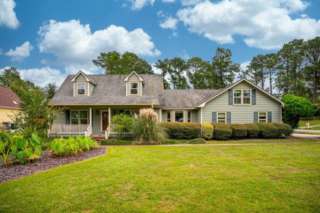 608 Vale Drive, Wilmington, NC 28411 (MLS #100239167) :: Berkshire Hathaway HomeServices Hometown, REALTORS®