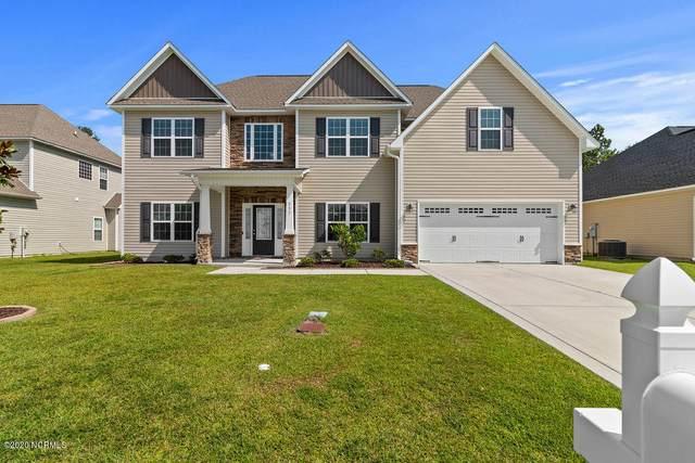 337 Merin Height Road, Jacksonville, NC 28546 (MLS #100239183) :: Castro Real Estate Team