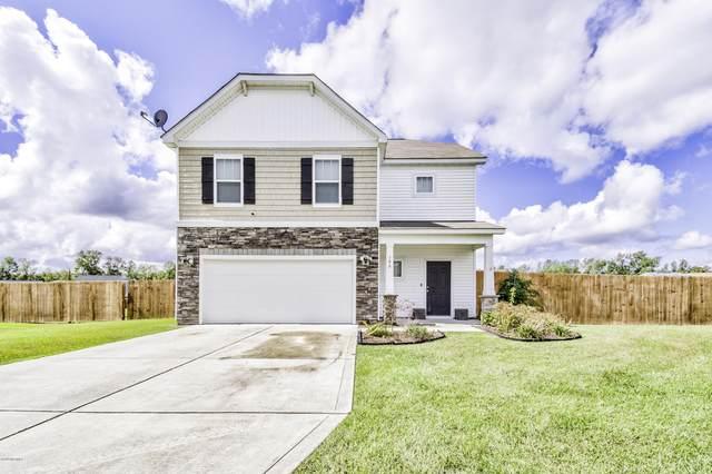 106 Moss Creek Drive, Jacksonville, NC 28540 (MLS #100239228) :: The Keith Beatty Team