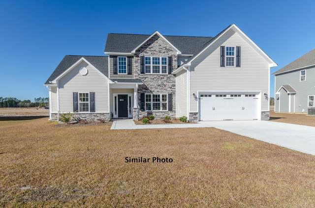 924 Farmyard Garden Drive, Jacksonville, NC 28546 (MLS #100239230) :: Carolina Elite Properties LHR