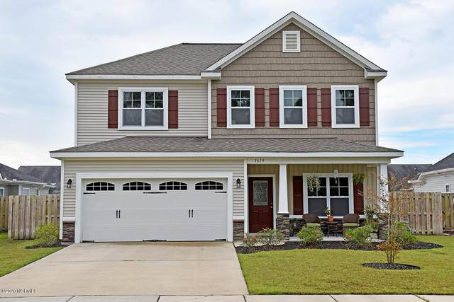 1619 Pine Harbor Way, Leland, NC 28451 (MLS #100239244) :: Lynda Haraway Group Real Estate