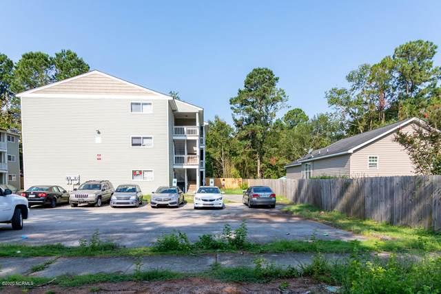 205 Sunn Aire Court 205A, Wilmington, NC 28405 (MLS #100239305) :: CENTURY 21 Sweyer & Associates