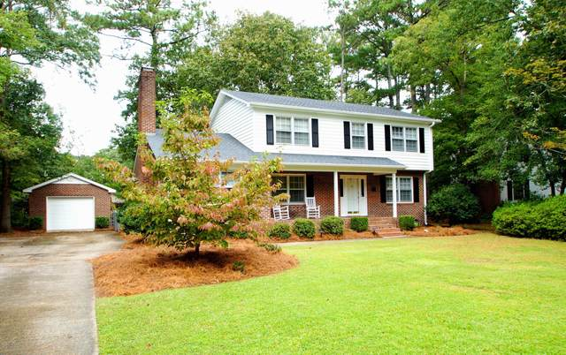 1307 Rondo Drive, Greenville, NC 27858 (MLS #100239319) :: Berkshire Hathaway HomeServices Hometown, REALTORS®