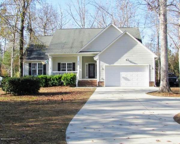 303 Oakmont Drive, Hampstead, NC 28443 (MLS #100239322) :: RE/MAX Essential