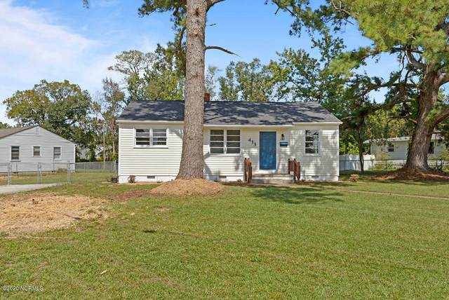 433 Nelson Drive, Jacksonville, NC 28540 (MLS #100239331) :: Coldwell Banker Sea Coast Advantage