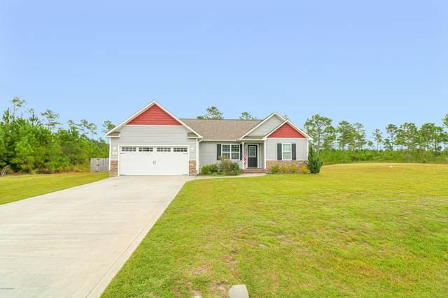 310 Basil Court, Hubert, NC 28539 (MLS #100239404) :: The Tingen Team- Berkshire Hathaway HomeServices Prime Properties
