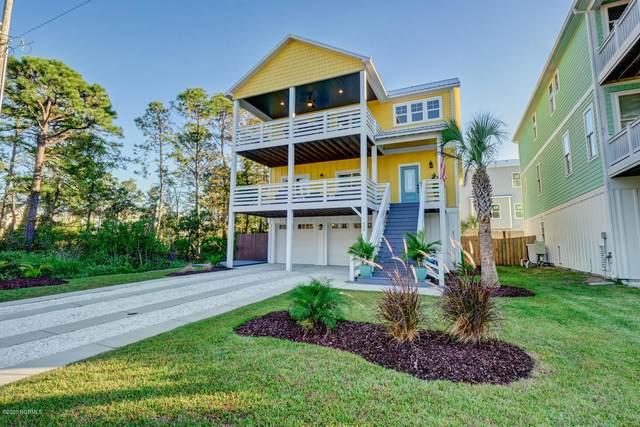 505 North Carolina Avenue, Carolina Beach, NC 28428 (MLS #100239519) :: RE/MAX Essential