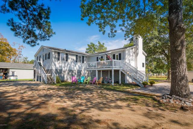 3 Duckview Trail, Washington, NC 27889 (MLS #100239559) :: Stancill Realty Group