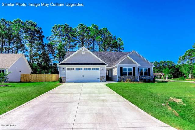 603 Duncan Drive N, Richlands, NC 28574 (MLS #100239562) :: Berkshire Hathaway HomeServices Hometown, REALTORS®