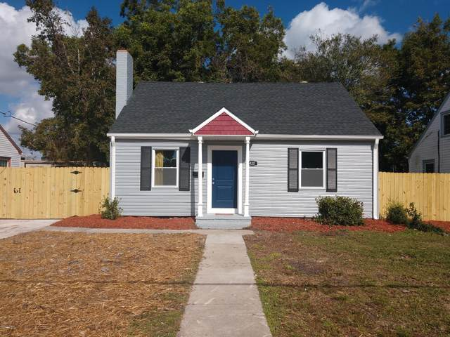 420 Bordeaux Street, Jacksonville, NC 28540 (MLS #100239607) :: RE/MAX Essential