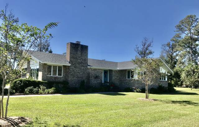 126 N Shore Drive, Beaufort, NC 28516 (MLS #100239613) :: The Bob Williams Team