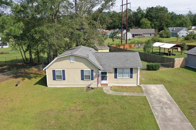461 Hunting Green Drive, Jacksonville, NC 28546 (MLS #100239614) :: Stancill Realty Group