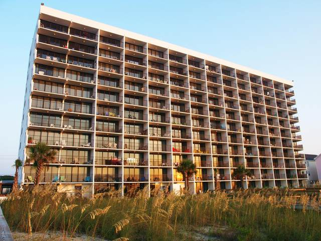 1615 S Lake Park Boulevard #1112, Carolina Beach, NC 28428 (MLS #100239625) :: The Tingen Team- Berkshire Hathaway HomeServices Prime Properties
