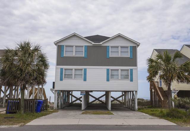 1113 E Beach Drive, Oak Island, NC 28465 (MLS #100239634) :: Thirty 4 North Properties Group