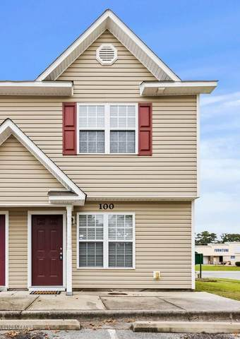 100 Cornerstone Place, Jacksonville, NC 28546 (MLS #100239645) :: The Tingen Team- Berkshire Hathaway HomeServices Prime Properties
