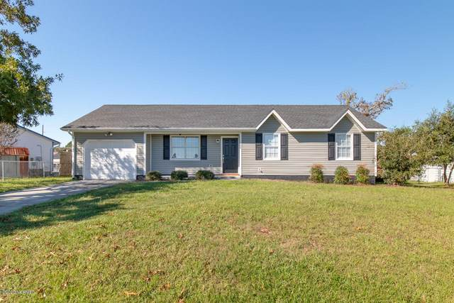 303 Cinnamon Drive, Hubert, NC 28539 (MLS #100239653) :: Stancill Realty Group