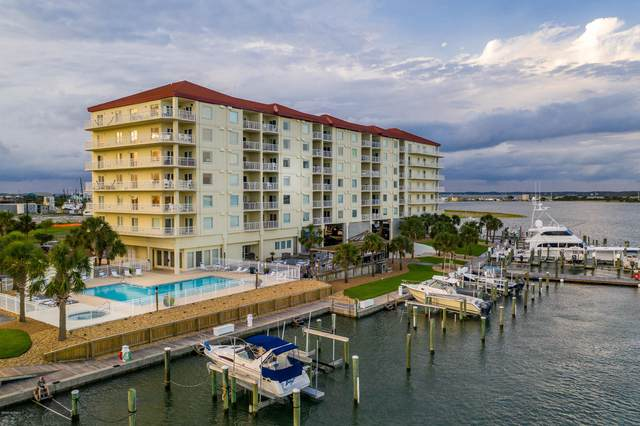 100 Olde Towne Yacht Club Road #511, Beaufort, NC 28516 (MLS #100239686) :: RE/MAX Elite Realty Group