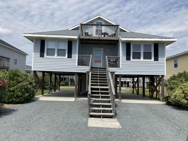 1513 Easy Street, Surf City, NC 28445 (MLS #100239692) :: Vance Young and Associates