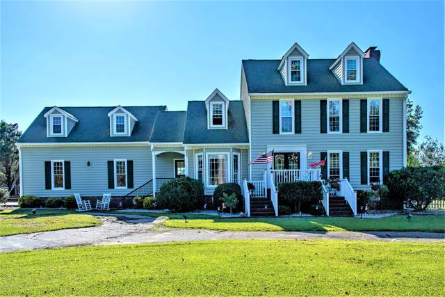 3168 Fox Run Circle, Kinston, NC 28504 (MLS #100239736) :: RE/MAX Essential
