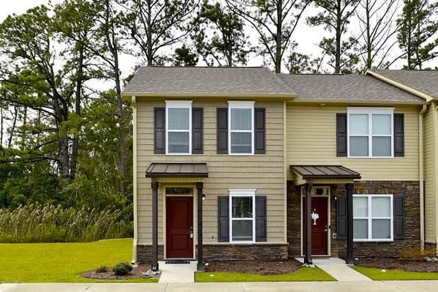 401 Sullivan Loop Road, Jacksonville, NC 28546 (MLS #100239776) :: RE/MAX Elite Realty Group