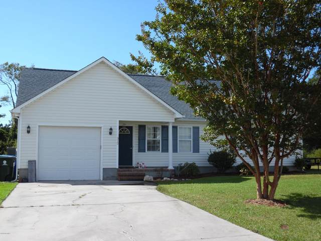 312 South Tree Court, Newport, NC 28570 (MLS #100239790) :: RE/MAX Elite Realty Group