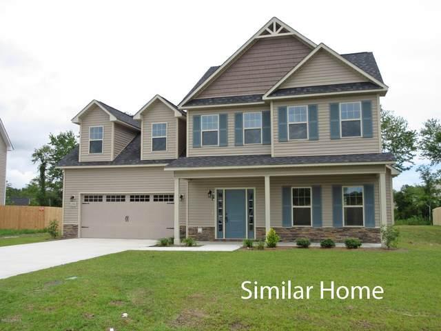 609 Osprey Landing Drive Lot 10, Holly Ridge, NC 28445 (MLS #100239802) :: Carolina Elite Properties LHR