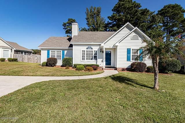 1616 Crabapple Lane, Rocky Mount, NC 27804 (MLS #100239811) :: Carolina Elite Properties LHR