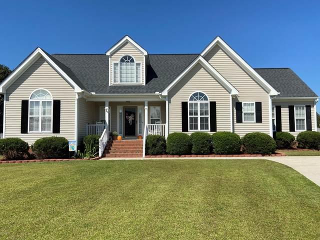 2506 Dunwoody Court, Winterville, NC 28590 (MLS #100239813) :: Carolina Elite Properties LHR