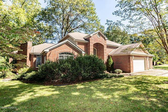 6163 Saddlehorn Drive, Rocky Mount, NC 27803 (MLS #100239875) :: RE/MAX Elite Realty Group