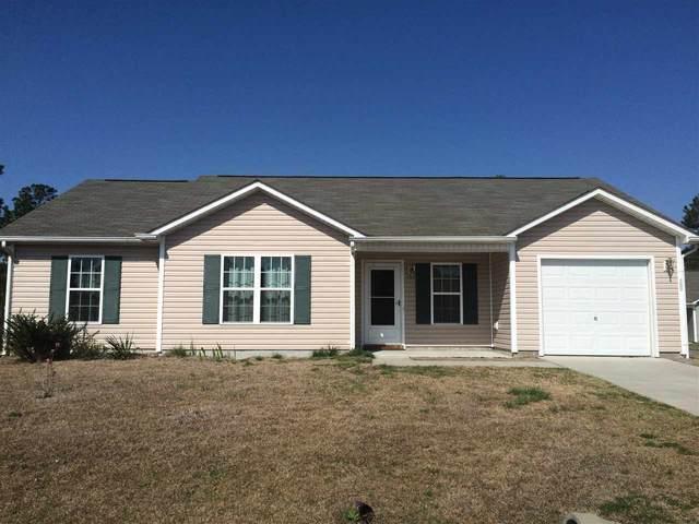 305 Snow Bell Court, Richlands, NC 28574 (MLS #100239923) :: Berkshire Hathaway HomeServices Hometown, REALTORS®