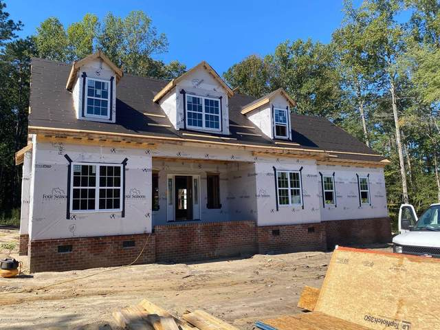 6578 Annabella Road, Rocky Mount, NC 27803 (MLS #100239983) :: Thirty 4 North Properties Group