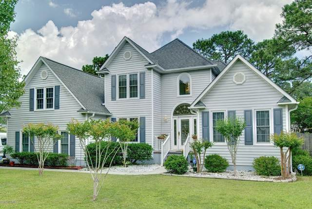 3505 Bailiwyck Way, Wilmington, NC 28409 (MLS #100239988) :: CENTURY 21 Sweyer & Associates