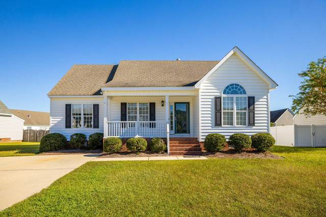 2613 S Chatham Court, Winterville, NC 28590 (MLS #100239994) :: Thirty 4 North Properties Group