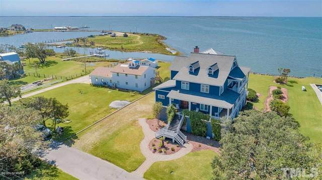 171 Branch Drive, Harkers Island, NC 28531 (MLS #100240033) :: Stancill Realty Group