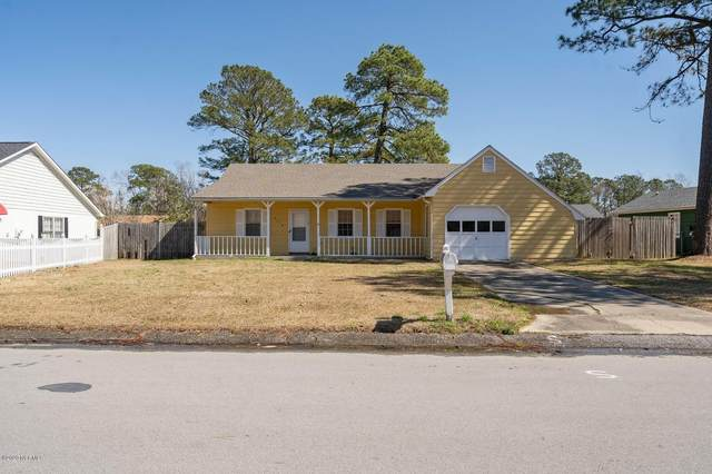 2218 Bridle Trail, Midway Park, NC 28544 (MLS #100240057) :: Liz Freeman Team