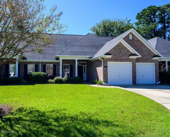 805 Vineyard Drive, New Bern, NC 28562 (MLS #100240058) :: Lynda Haraway Group Real Estate