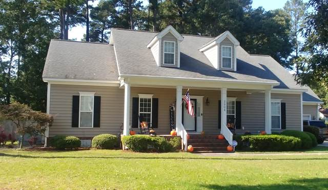 3904 Little John Drive N, Wilson, NC 27896 (MLS #100240074) :: Stancill Realty Group