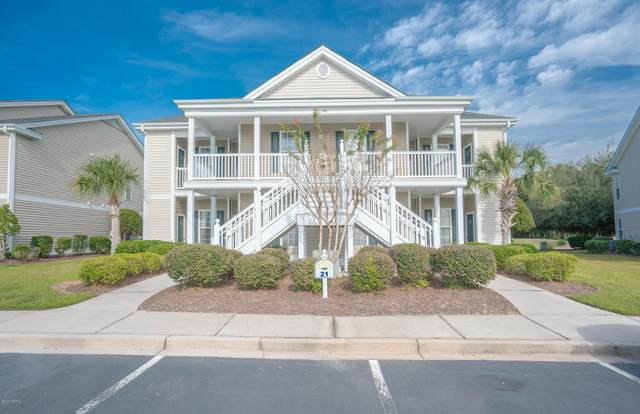916 Great Egret Circle SW #4, Sunset Beach, NC 28468 (MLS #100240098) :: Stancill Realty Group
